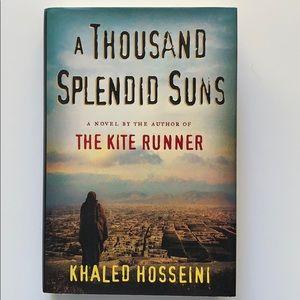 A Thousand Splendid Suns by Khalid Hosseini